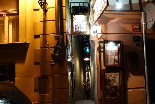 улица винарна чертовка
